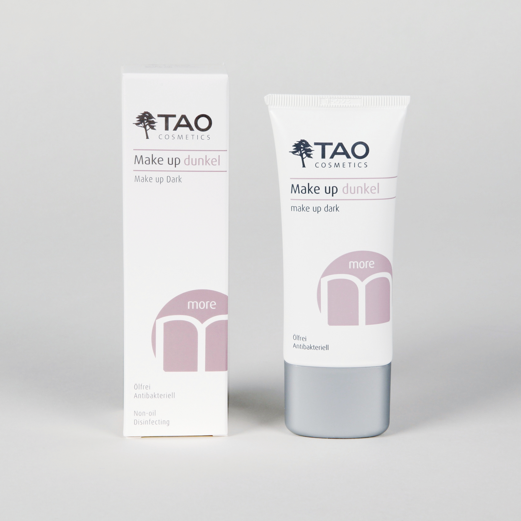 Make Up dunkel Packung Tao Cosmetics