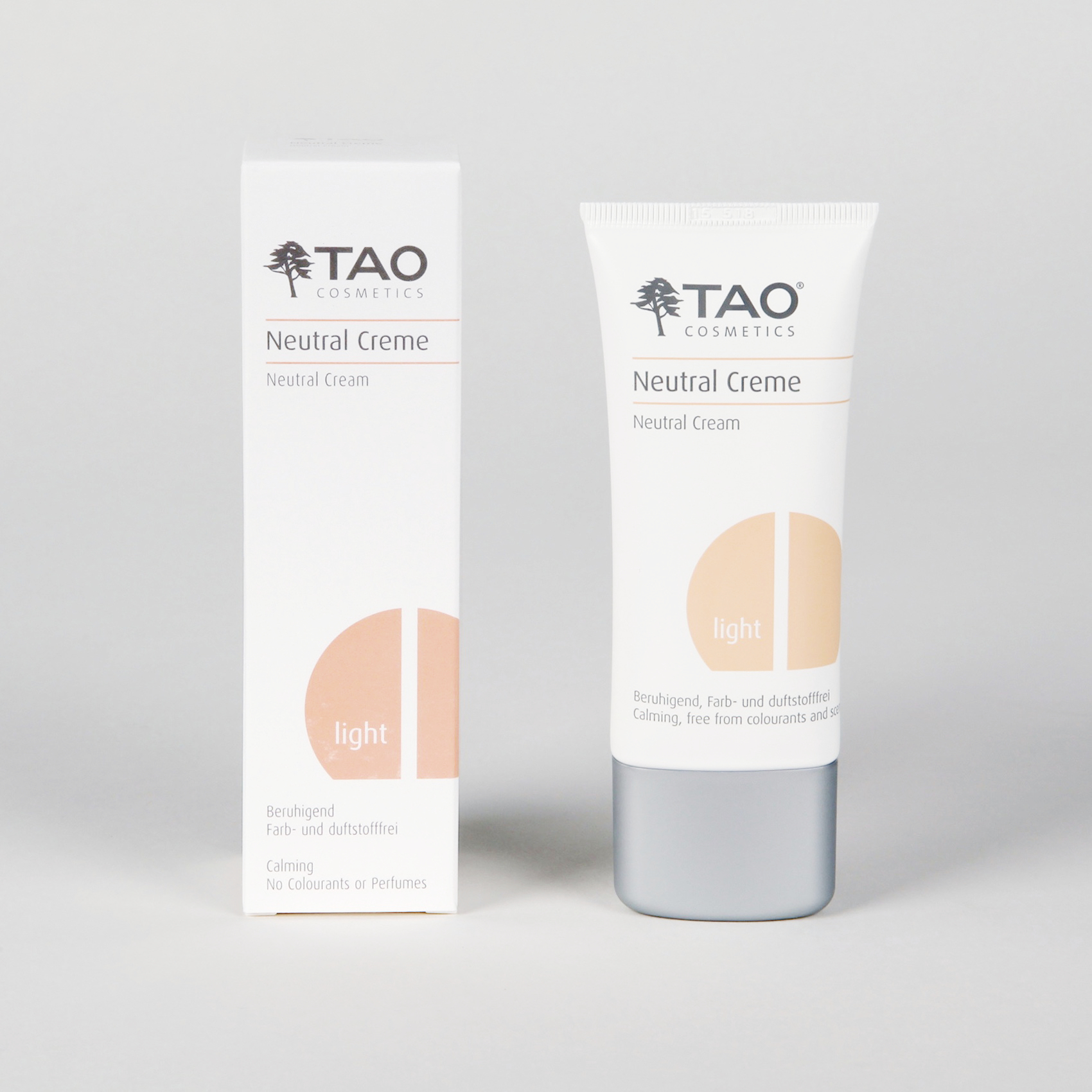 Neutral Creme Tube von Tao Cosmetics